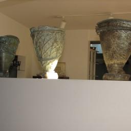bronze vessels